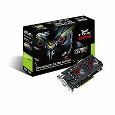 Asus GeForce GTX 950 Strix Gaming Graphics Card, 2GB GDDR5, PCI Express 3.0