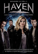 Haven: Season 5, Vol. 1 (DVD, 2015, 4-Disc Set)