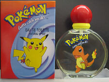 Pokemon by Air Val International For Boys 3.4 oz Eau de Toilette Spray