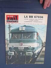 vie du rail 1965 0995 HOSPITALET DE LLOBREGAT MOREZ CHAMOUILLEY ANCERVILLE ROBER