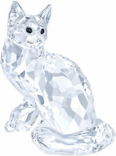 Swarovski Crystal  MAINE COON CAT 5135919