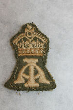 Original WW2 Royal Canadian Army Military School Asst. Instructor Cloth Patch