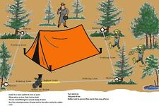 Perimeter Alarm Survival Camp Bug Out Hunting Camping Hiking Fishing Security