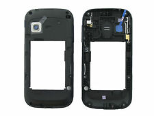 Genuine Samsung Galaxy Chat B5330 Black Rear Cover / Chassis - GH98-24138B