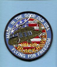 SIKORSKY UH-60 BLACKHAWK US ARMY AVIATION Helicopter Company Unit Squadron Patch