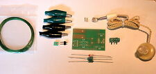 Crystal matchbox AM radio germanium diode DIY KIT ideal schools club  project
