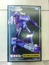 Takara Tomy Transformers Masterpiece MP-29 Shockwave Laserwave Action Figure