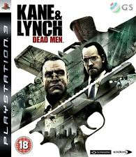 Kane & Lynch Dead Men Ps3 * Nuevo Sellado Pal *