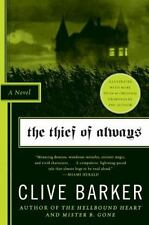 The Thief of Always by Clive Barker (2008, Paperback)