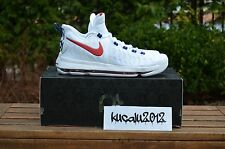 Nike Zoom KD 9 Premiere USA Olympics 4th July Kevin Durant 843392-160 US10