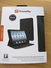 XTREME MAC PREMIUM FOLIO CASE MULTI ANGLE VIEW STAND FOR IPAD MINI 5TH GEN BNIB