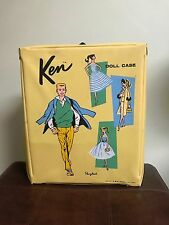 1961 and 1968 Vintage Ken Doll Case and Dolls Lot all Outfits, and more!