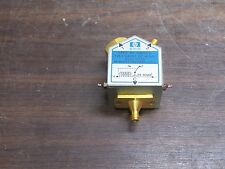 AGILENT HP 8761B SPDT RF COAXIAL SWITCH DC to 18GHz 24V *st A856
