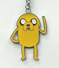 Adventure time large jake the dog pendant necklace 20 inch chain