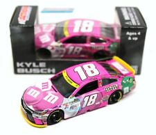 Kyle Busch 2015 ACTION 1:64 #18 M&M's Paint The Track Pink Toyota Nascar Diecast