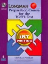 Longman Preparation Course for the TOEFL(R) Test: iBT Writing (with CD-ROM, 2 Au