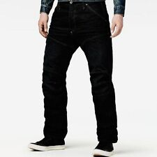 "G-Star Raw Mens Boys 5620 Loose Jeans 26"" x 30"" BNWT Cable Denim Raw Worn In s l"
