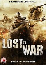 Lost At War DVD 2013  Brand new and sealed