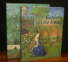 GARDENS OF THE MUSES - THE STORY OF LANDSCAPE ARCHITECTURE - IN SLIPCASE