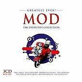Various Artists - Greatest Ever! Mod (The Definitive Collection) (3 x CD 2014)