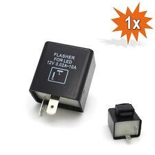 LED Blinkerrelais 2 polig Blinker Relais Flasher Blinkgeber Relay Universal 2P