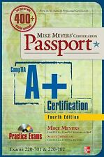 NEW - Mike Meyers' CompTIA A+ Certification Passport, Fourth Edition