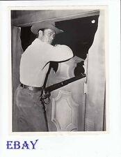 Chuck Connors Rifleman VINTAGE Photo