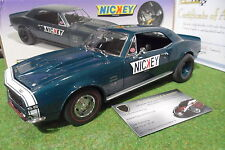 CHEVROLET CAMARO SS RS 427 NICKEY au 1/18 EXACT DETAIL WCC204D voiture miniature