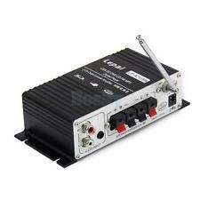 50WX2 Mini Digital Power Amplifier with USB SD DVD CD FM MP3 Player Remote