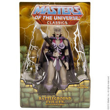 Battleground Evil Lyn 2011 MOTU Masters of the Universe Classics HE MAN NEU OVP