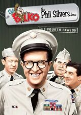 SGT BILKO THE PHIL SILVERS SHOW THE FOURTH SEASON 4 New Sealed 5 DVD Set