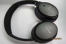 Bose QuietComfort 25 (QC25) Over-Ear Noise Cancelling Headphones - Black