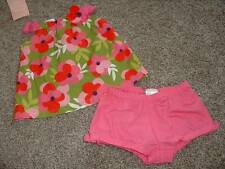 Gymboree Tropical Petals Summer Set Outfit Size 0-3 months mos NWT NEW Clothes
