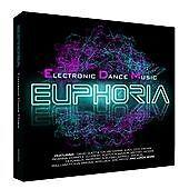 Euphoria - Electronic Dance Music (3 X CD ' Various Artists)
