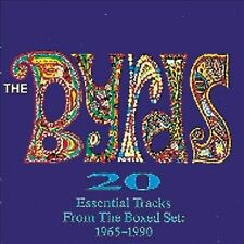 20 Essential Tracks from the Boxed Set: 1965-1990 by The Byrds (CD, Feb-2012,...