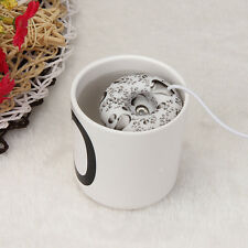 Home Office Portable Mini USB Donuts Floats On Water Air Fresher Humidifier Q