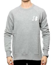 Nike SB Icon Graphic Crew Felpa in pile (XXL) 727002 063