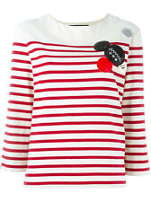 Marc Jacobs Breton Stripe top Women's size large