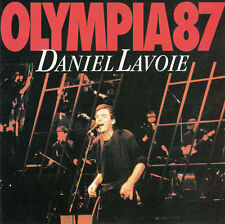 Daniel Lavoie CD Olympia 87 - Germany