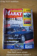 Oldtimer Markt 5/03 Mercedes 190 SL Ferrari 308 GT/4