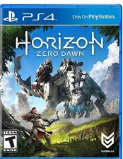 Horizon Zero Dawn - PlayStation 4 Disc Standard Pre Order Release Date Shipping