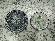 PIASTRE IN CERAMICA, ITALIANO-HAND MADE & dipinto a mano in Sicilia