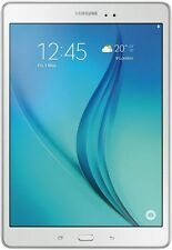 Samsung Galaxy Tab A 7.0 SM-T550 16GB, Wi-Fi, 9.7in - Sandy White Tablet (Latest
