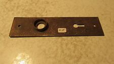 Antique Cast Iron Eastlake Door Plate  No. 25