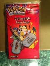 By Nintendo: Pokemon Dog Tags Editions 4&5 for Boys & Girls