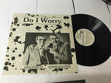 DON ESTELLE & WINDSOR DAVIES DO I WORRY LP EX 1978 SIGNED EX-