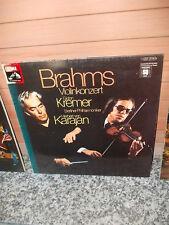Brahms, Violinkonzert, Gidon Kremer, Herbert von Karajan, eine Schallplatte