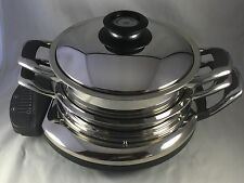 Original AMC Un'Atmosfera Mobile Kitchen Pot Topfest Pan Pots Visiotherm