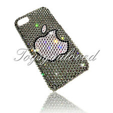 Apple Crystal BLING BACK CASE FOR IPHONE 7 4.7 Made w/ SWAROVSKI ELEMENTS