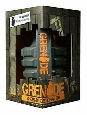 Grenade Thermo Detonator Fat Burner 44 Capsules. Fast and Free Delivery.